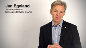 Jan Egeland Video